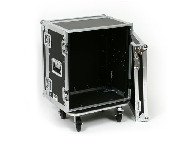 OSP RC12U-12 12 Space ATA Effects Rack Case w/Casters