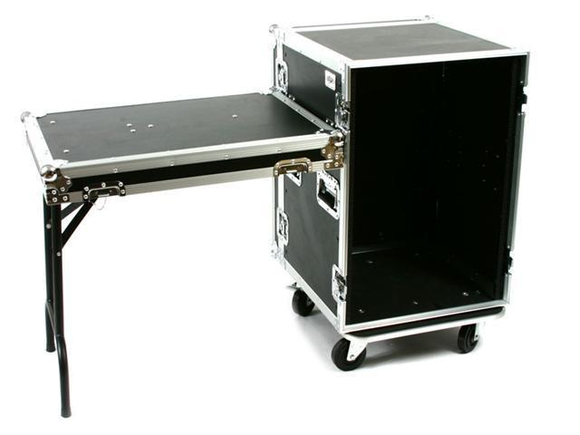 OSP RC16U-20SL 16 Space ATA Amp Rack Case w/Casters & Shelf