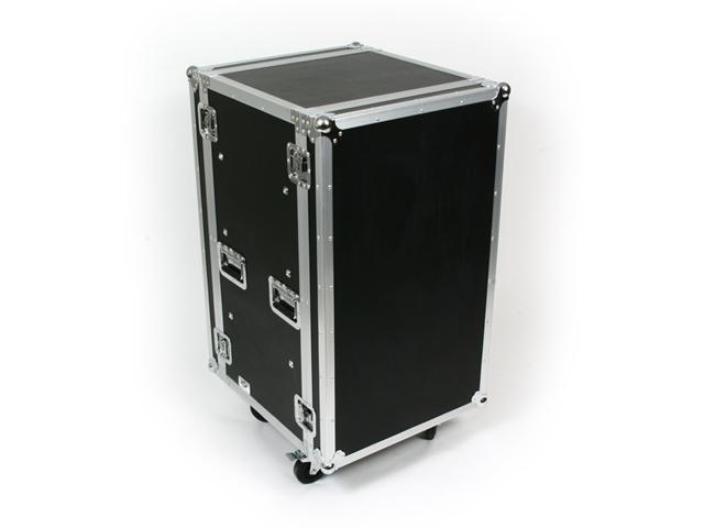 OSP SC20U-20  20 Space ATA Shock Mount Amp Rack Case w/Casters