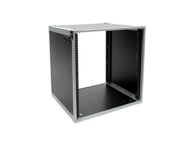 OSP TAC12U-18 12 SPACE DELUXE STUDIO RACK Case