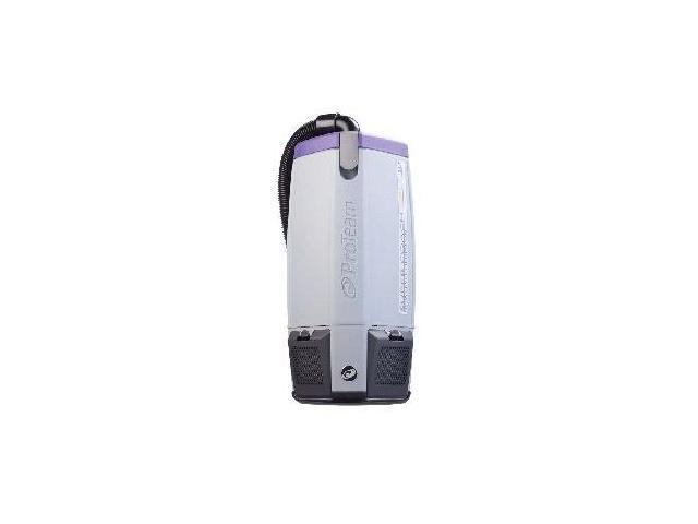 ProTeam Super Coach Pro 10 HEPA Backpack Vacuum