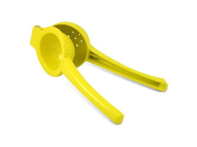 Amco Yellow Lemon Squeezer Citrus Juicer