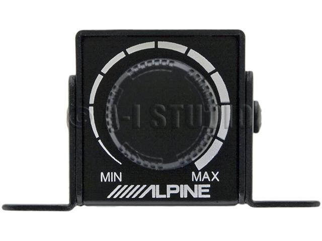 Alpine RUX-KNOB Remote Bass Control