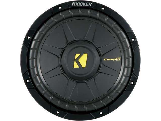 "Kicker 40CWS102 10"" CompS Car Subwoofer"