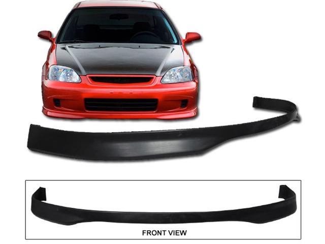 99-00 Honda Civic Ek Urethane Front Bumper Lip Spoiler