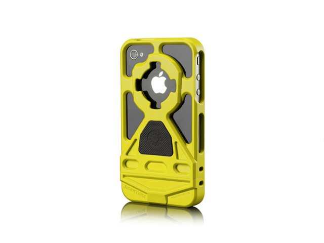 Rokform Yellow V.3 Mountable Case for iPhone 4 /4s