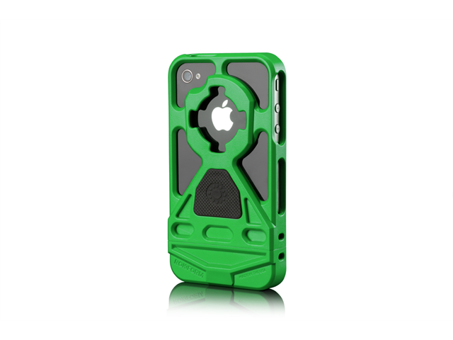 Rokform Green Mountable HandsFree iPhone 4/4s Case Cover with Car Mount