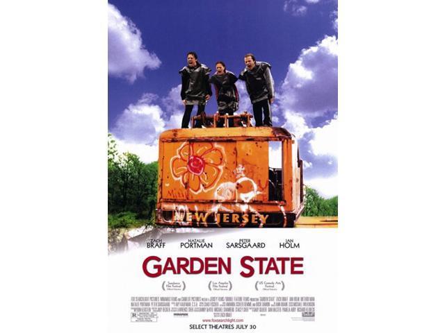 Garden State Movie Poster 11 X 17