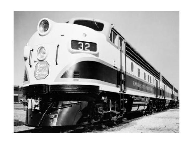 Usa General Motors Model F7 Locomotive 4500 H P Diesel Poster Print 18 X 24