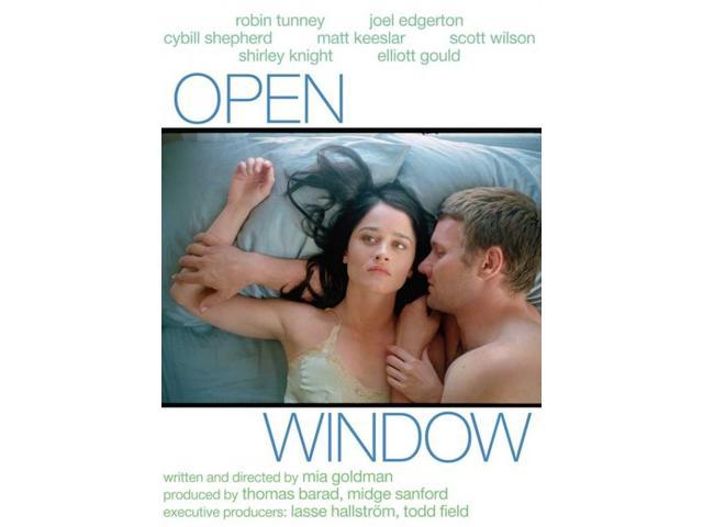open window movie poster 27 x 40