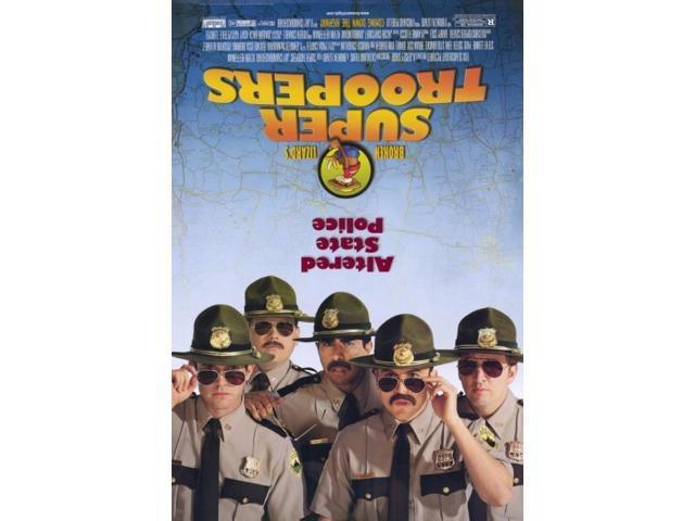 Super Troopers Movie Poster (27 x 40)-Newegg.com