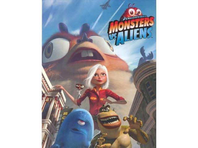 monsters vs aliens movie poster 11 x 17neweggcom