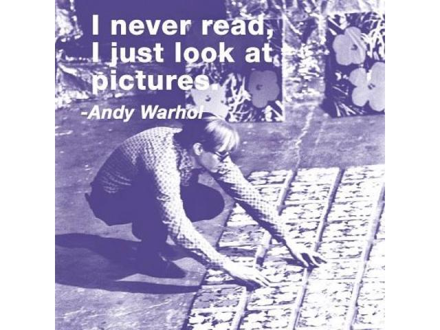 andy warhol quote posters - photo #16