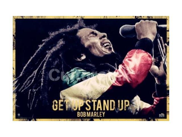 Get Up, Stand Up - Bob Marley - LETRAS.MUS.BR