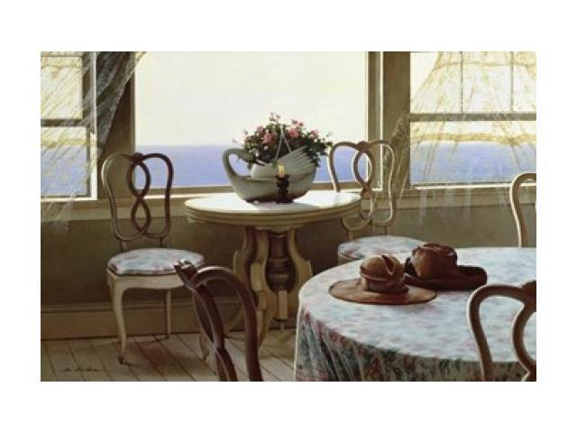 the dining room poster print by zhen huan lu 44 x 30