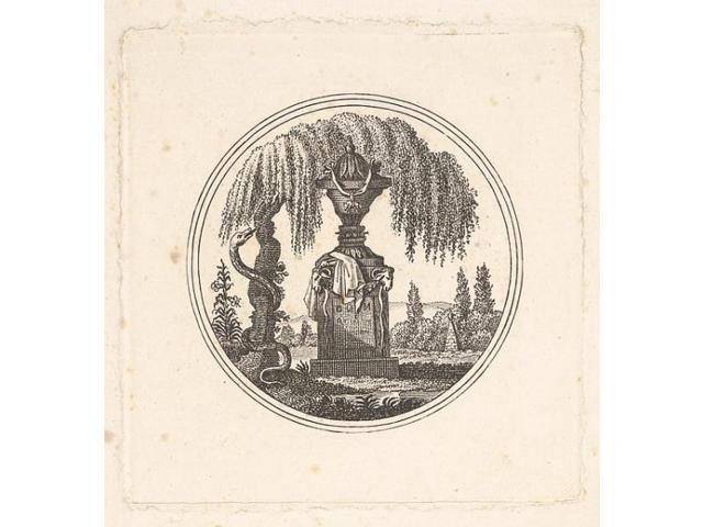 royalist trompe l oeil poster print by 18 x 24 newegg