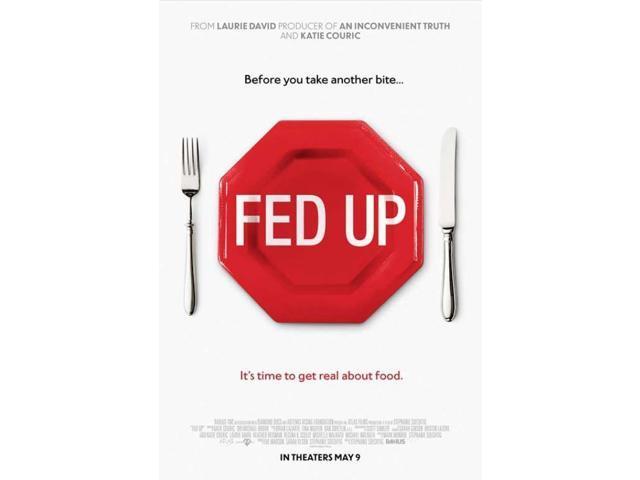 fed up movie poster 27 x 40neweggcom