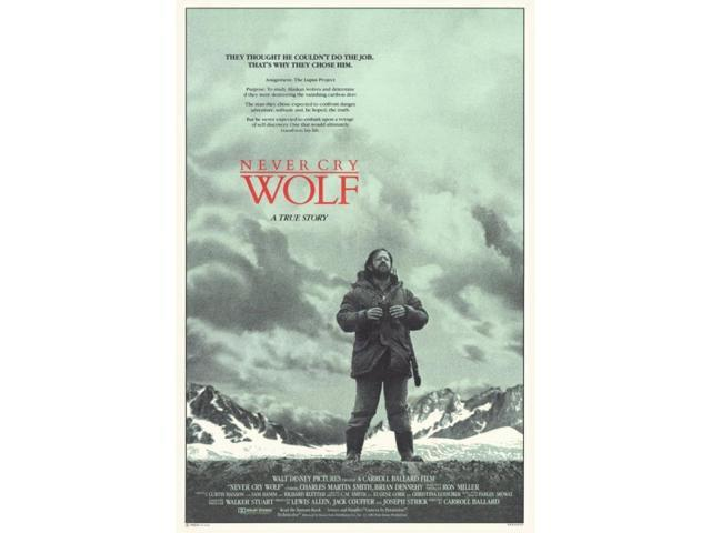 never cry wolf essay never cry wolf what does tyler discover about the diet of wolves never cry wolf is an american drama film based on farley mowat's autobiography of the same name the film is about a government agency investigation of the caribou population, which is initiated because of a belief that wolves are killing those reindeers.