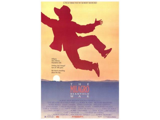 a review of the milagro beanfield war movie Buy the milagro beanfield war by john nichols from amazon's fiction books  store everyday low  review gentle, funny, transcent --the new york times  book review  i have not seen the movie which was directed by robert redford.