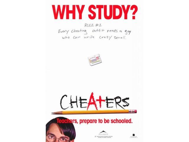 cheaters movie essay When it seems almost impossible to find a credible company by reason of numerous cheaters on the market besides, as best essay writing service.