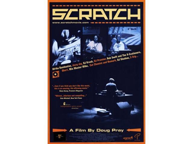 scratch movie poster 27 x 40neweggcom