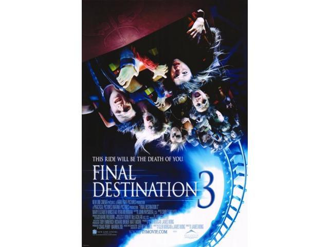 Final Destination 3 Movie Poster (11 x 17)-Newegg.com