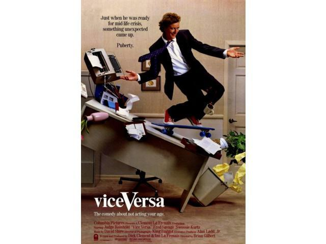vice versa movie poster 27 x 40. Black Bedroom Furniture Sets. Home Design Ideas
