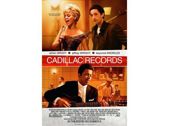 cadillac records movie poster 27 x 40. Cars Review. Best American Auto & Cars Review