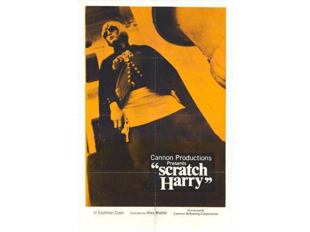 scratch harry movie poster 27 x 40neweggcom