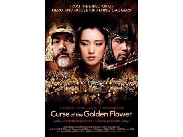Curse Of The Golden Flower Movie Poster (27 X 40)-Newegg.com
