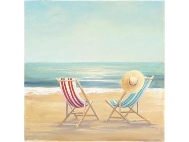 The Simple Life Poster Print by Julia Purinton (24 x 24)