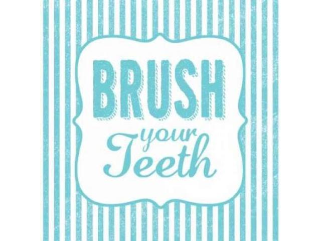 Brush Poster Print by Stephanie Marrott (12 x 12)