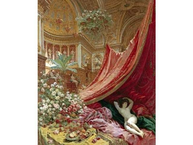 Decadence Poster Print by  Louis Beraud  (10 x 12)