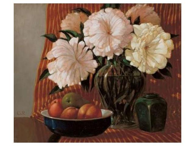 Stillife Poster Print by Carel van Rooijen (10 x 12)