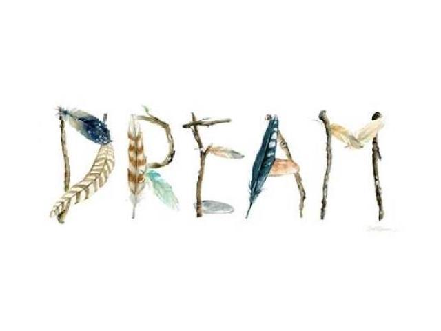 Dream Poster Print by Carol Robinson (24 x 48)