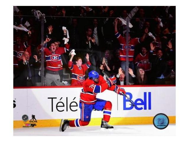 PK Subban 2013-14 Playoff Action Photo Print (8 x 10)