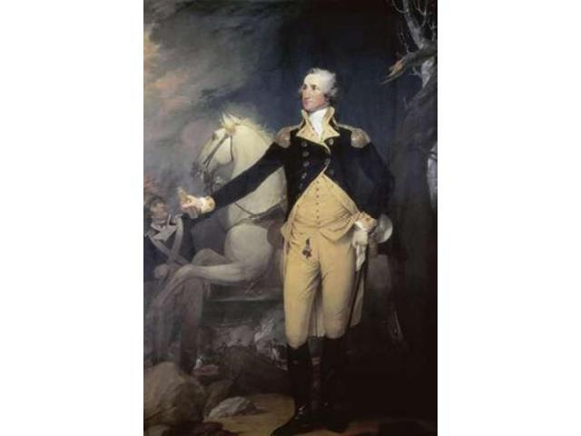 Portrait of General George Washington Poster Print by Robert Muller (20 x 28)