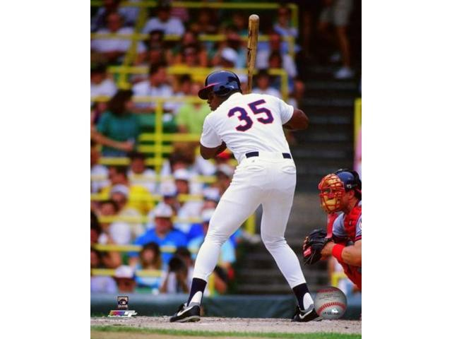 Frank Thomas 1990 Action Photo Print (8 x 10)