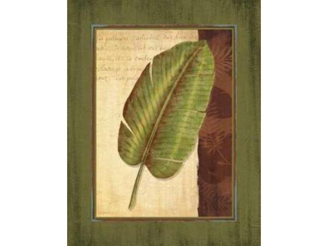 Palm Tropical II Poster Print by Delphine Corbin (11 x 14)