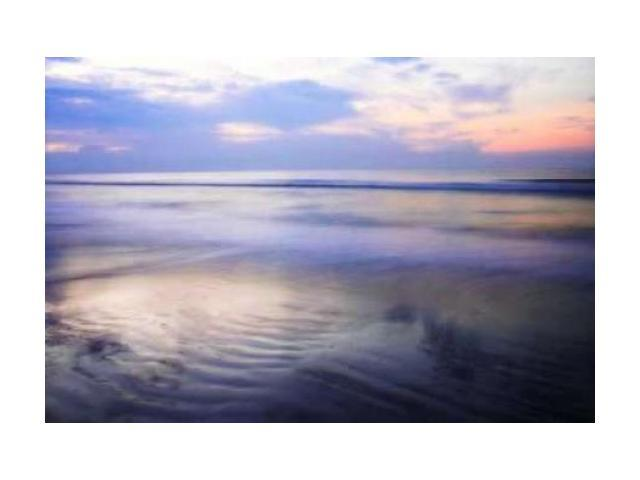 Soft Shore I Poster Print by Alan Hausenflock (20 x 28)