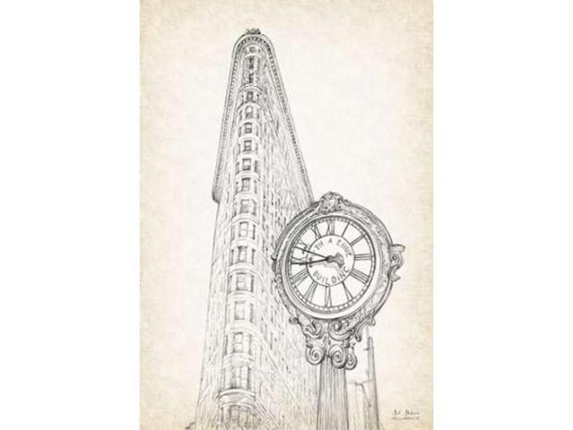 New York Sketch Book Poster Print by  Art Atelier Alliance (24 x 36)