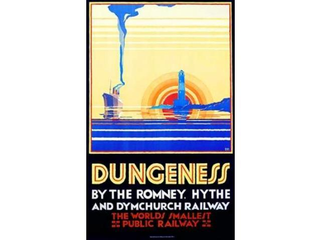 Dungeness Poster Print by  Unknown (24 x 36)
