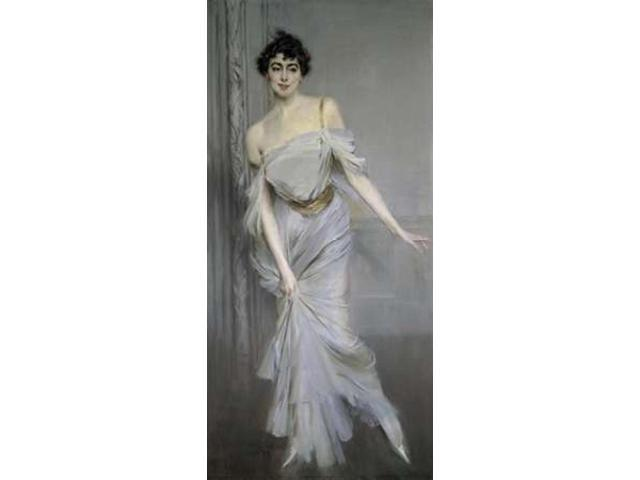 Madame Charles Max Poster Print by Giovanni Boldini (24 x 48)