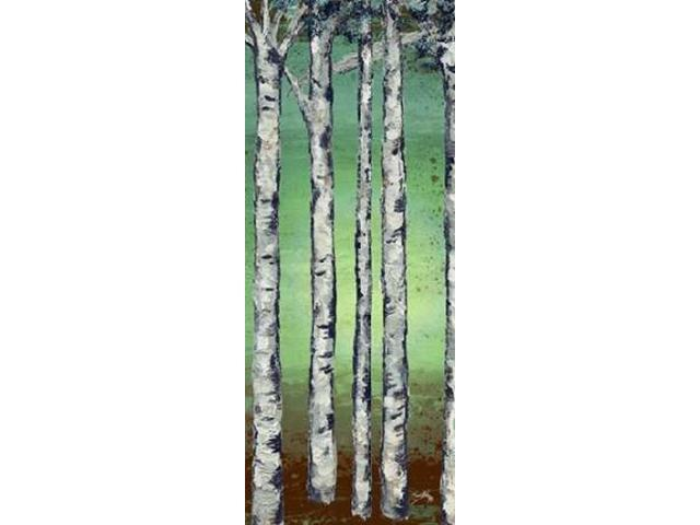 Tall Trees II Poster Print by Elizabeth Medley (10 x 20)