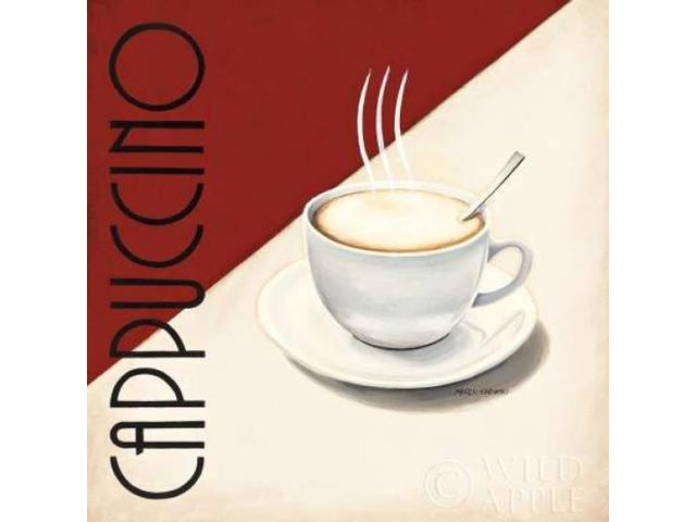 Cafe Moderne II Poster Print by Marco Fabiano (24 x 24)
