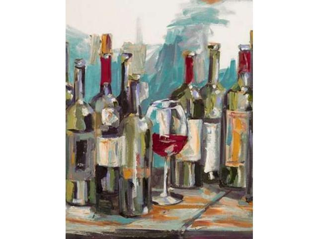 Uncorked I Poster Print by Heather A. French-Roussia (22 x 28)