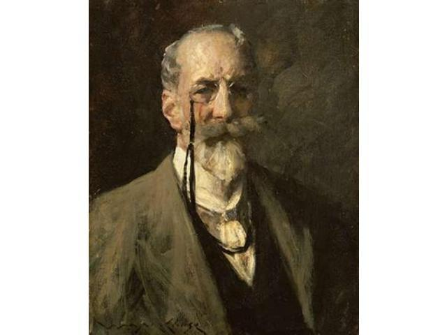 Self-Portrait Poster Print by William Merritt Chase (20 x 24)
