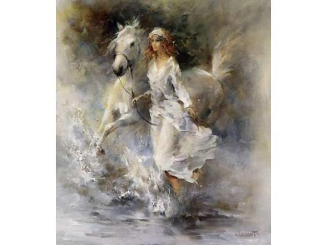 Cool breeze Poster Print by Willem Haenraets (24 x 24)