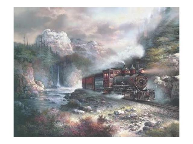 Rio Grande Express Poster Print by James Lee (22 x 28)