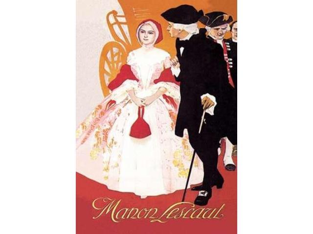 Manon Lescaut Poster Print by  Unknown (24 x 36)